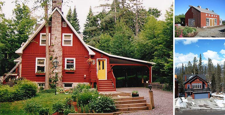 Falun Red Paint: Classic exterior paint used for centuries in ...