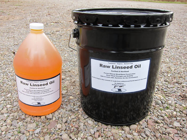 Purified Linseed Oil Boiled Raw Organic Linseed Oil