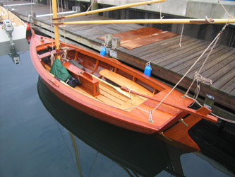 Linseed Oil Boat Application For A Small Sailboat